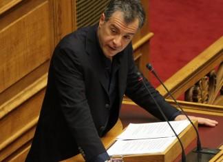 Σταύρος Θεοδωράκης, Βουλή, Κύπρος,