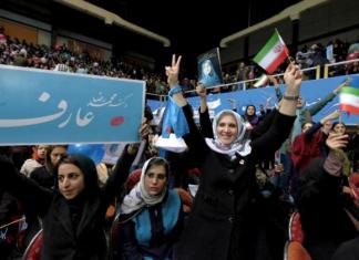 Ιράν,Εκλογές,μεγάλη συμμετοχή,