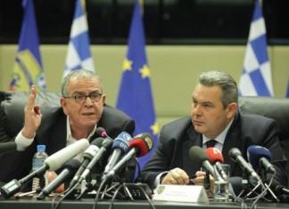 πΓΔΜ, πρώτο θέμα, Μουζάλας,