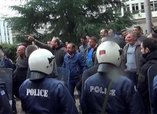 Κοζάνη, προπηλάκισαν, 4 βουλευτές, ΣΥΡΙΖΑ,