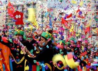 πατρινό καρναβάλι, εκδηλώσεις,