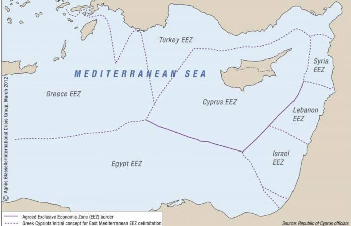Υπεγράφη Συμφωνία οριοθέτησης θαλασσίων ζωνών μεταξύ Ελλάδας – Αιγύπτου