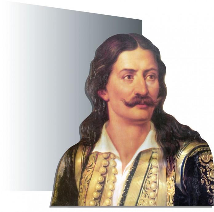 Αθανάσιος Διάκος, 1821, Λειβαδιά, σημαία, επανάστασης,