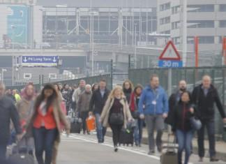ΒΕΛΓΙΟ: Χάος στα αεροδρόμια