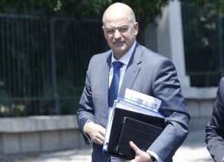 Δένδιας: Η στάση της Τουρκίας αποτελεί πρόκληση στο σύνολο της Ε.Ε.