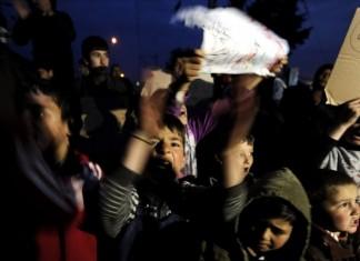 Ειδομένη, διαμαρτυρίες, συμφωνία, ΕΕ-Τουρκίας,