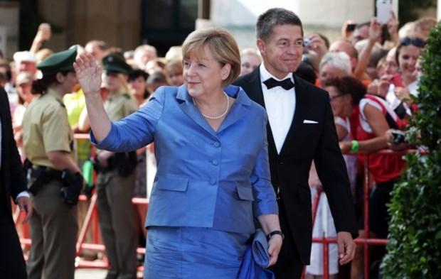 σύζυγος, Μέρκελ, Joachim Sauer,