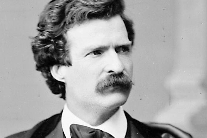 Mark Twain, κομήτης το Halley,