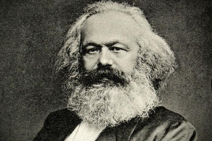 1883, πέθανε, Καρλ Μαρξ,