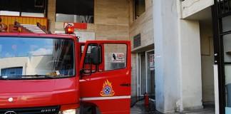 Φωτιά σε διαμέρισμα στην οδό Λουκάρεως