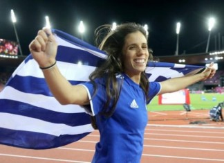 Απόψε η Στεφανίδη διεκδικεί τον τίτλο της κορυφαίας αθλήτριας στον κόσμο