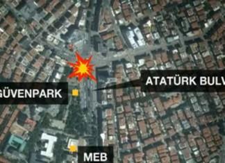 συνελήφθησαν, τέσσερις,έκρηξη,Άγκυρα,