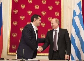 Στη Μόσχα αύριο ο Τσίπρας – Συναντήσεις με Πούτιν και Μεντβέντεφ