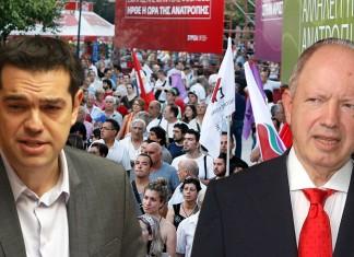 Τσίπρας, Ψυχάρης, Μέσα διαπλοκής, ρίξουν κυβέρνηση,