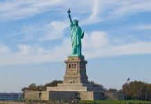 άγαλμα της Ελευθερίας, προοριζόταν,Αίγυπτος,