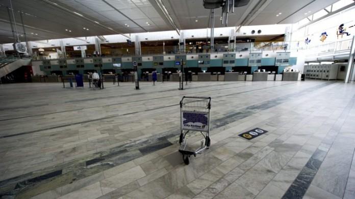 Σουηδία, έκρηξη,αεροδρόμιο,