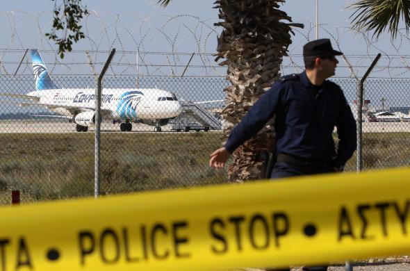 αεροπειρατεία, Κύπρος,