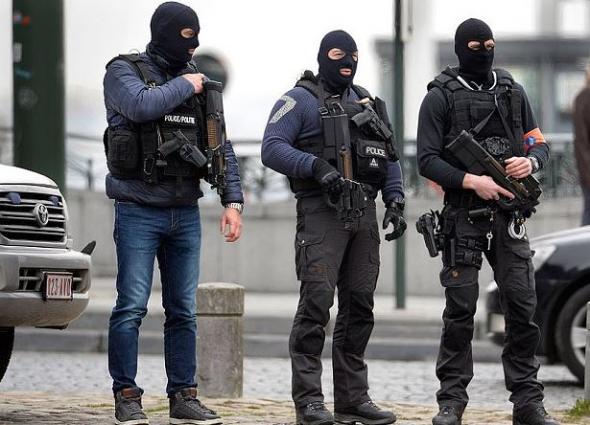 Βέλγιο: Άνδρας ανατινάχθηκε σε στάδιο