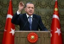 Νέα επίθεση Ερντογάν στις ΗΠΑ