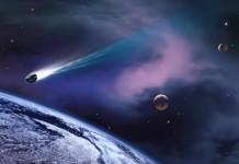 κομήτης, 41Ρ Τατλ-Τζιακομπινί-Κρέζακ, γη,