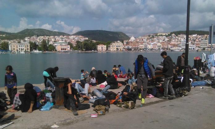 Πτωτική πορεία έχουν οι μεταναστευτικές ροές στη χώρα μας