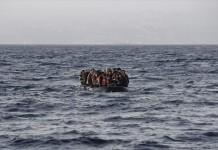 Δείτε πως τουρκικές ακταιωροί «σπρώχνουν» λέμβους με αλλοδαπούς στα ελληνικά ύδατα