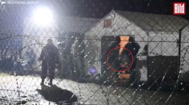 Λέσβος: Επεισόδια από ακροδεξιούς εναντίον μεταναστών