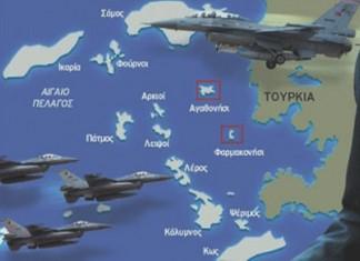 τουρκικά πλοία, Έλληνες κομάντος,