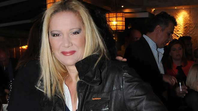 Έλντα Πανοπούλου, πέθανε, μητέρα,