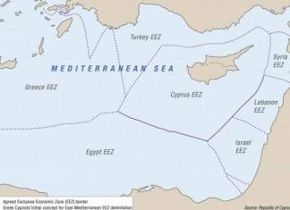 Τουρκία,Κύπρος,ΑΟΖ,Καστελόριζο,