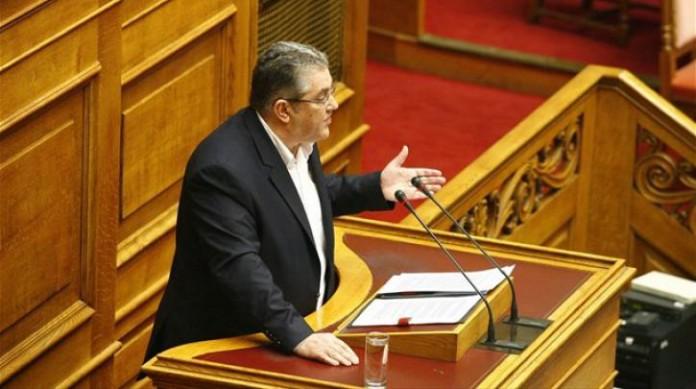 Κουτσούμπας: Η Κυβέρνηση έχει ξεπεράσει κάθε όριο πολιτικής εξαπάτησης