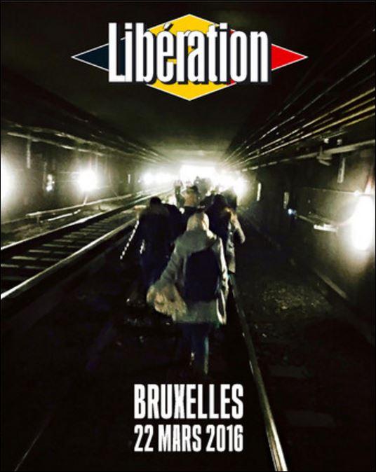 Liberation, εξύφυλλο, τραγωδία, Βρυξέλλες,