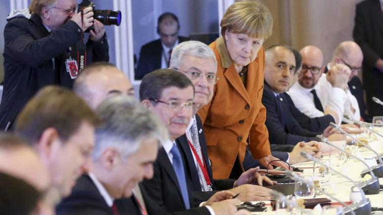 εμπλοκή, Σύνοδο Κορυφής, Βίζεγκραντ ,
