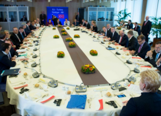 Σύνοδο Κορυφής, Νταβούτογλου, Ευρωπαίοι ηγέτες,