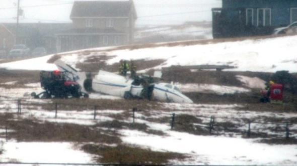 Καναδάς, νεκροί, συντριβή, ιδιωτικού αεροσκάφους,