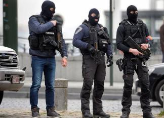 Βρυξέλλες, ολοκληρώθηκε, επιχείρηση, αντιτρομοκρατικής,