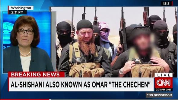 CNN, νεκρός, υπουργός πολέμου, ισλαμικό κράτος,