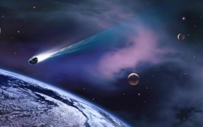 πλανήτης, χτυπήσει,γη,