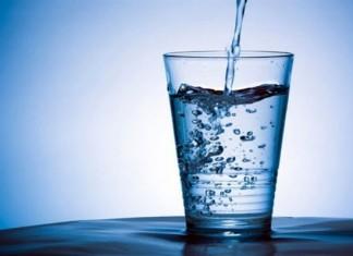 νερό, άδειο στομάχι, οργανισμό,