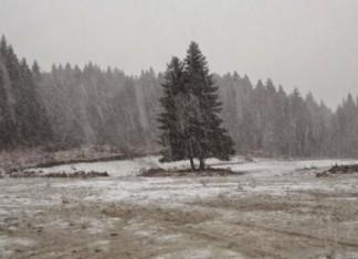 Τρίκαλα,χωριά,χιόνια,
