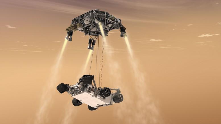 εξερεύνηση, Άρη,