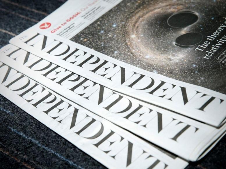 Independent, τίτλοι τέλους,