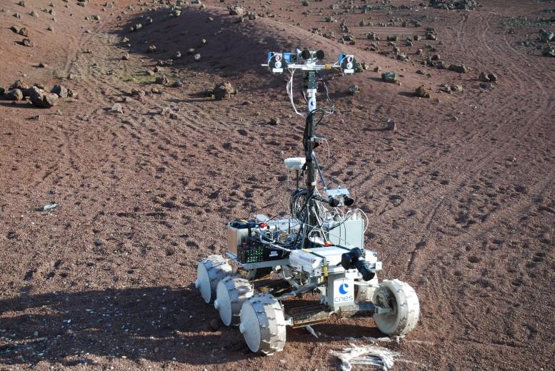 εξερεύνηση, Άρης,