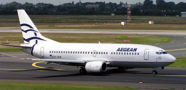 κανονικά, πτήσεις, Olympic Air, Aegean,