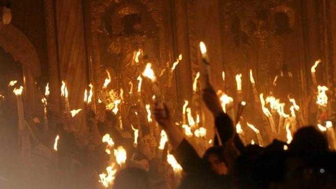 Ελλάδα, Άγιο Φως,