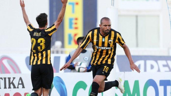 ΑΕΚ - Ντιναμό Κιέβου 1-1