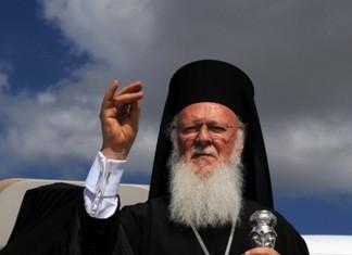 Οικουμενικός Πατριάρχης: Στο Αιγαίο Πέλαγος των μεταναστών και των προσφύγων δοκιμάζονται σήμερα οι ανθρωπιστικές αρχές του ευρωπαϊκού πολιτισμού