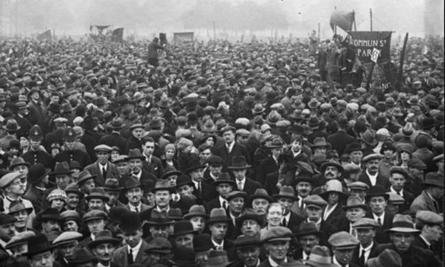 Σικάγο, απεργία, 1886,