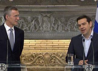 ΝΑΤΟ: Βοήθεια για τους δύο Ελληνες στρατιωτικούς ζήτησε ο Τσίπρας από τον Στόλτενμπεργκ