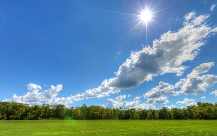 Ο καιρός την Τετάρτη: Και από Μάρτη ...καλοκαίρι